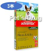 アドバンティクス超小型犬用(4kg未満)商品画像