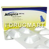 Atopica アトピカ100mg商品画像